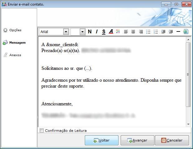 Modulo Desktop Atendimentos Wikielitesoftcombr